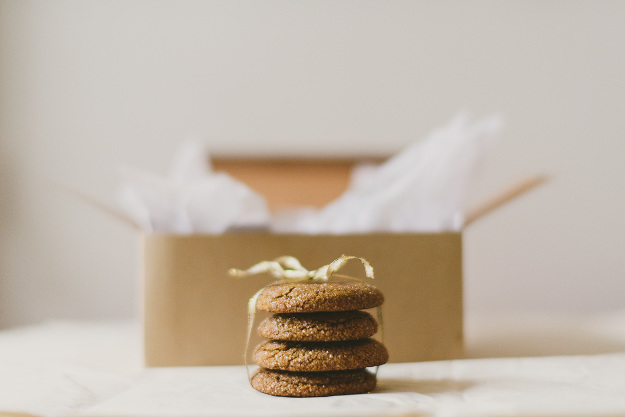 Ginger Molasses Cookie -11