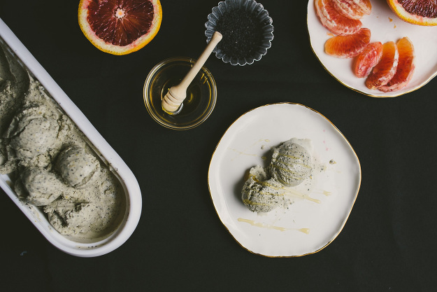 black-sesame-ice-cream | le jus d