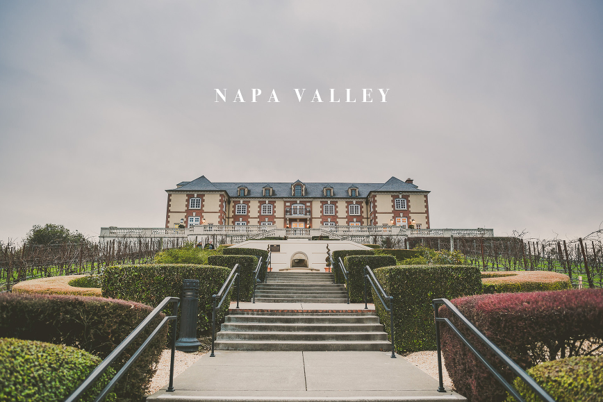 Domaine Carneros Winery - Delights of Napa Valley | bettysliu.com