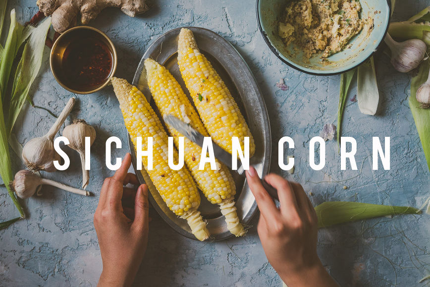 Mouth Numbing Sichuan Corn