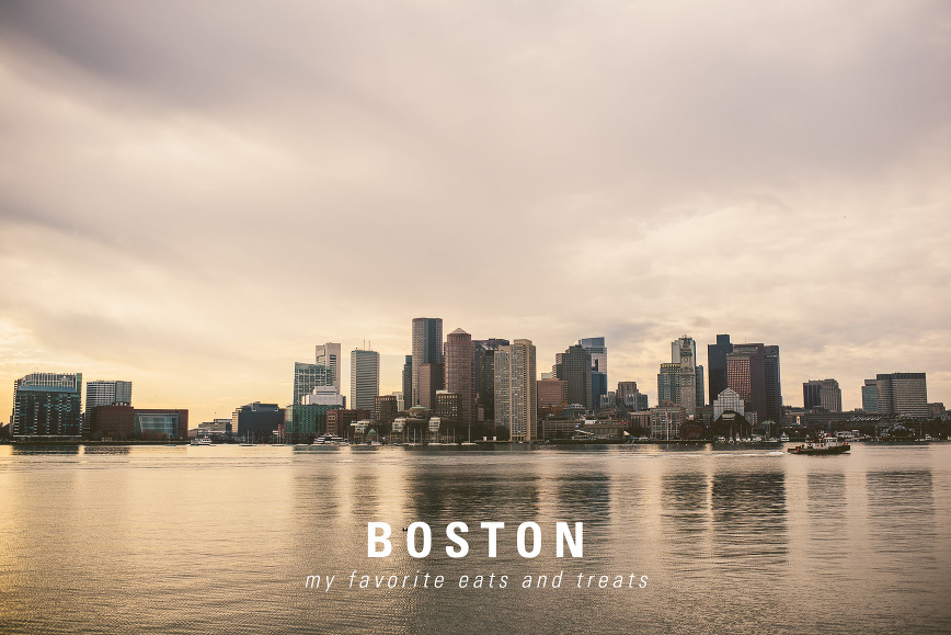 A Foodie Weekend in Boston | bettysliu.com