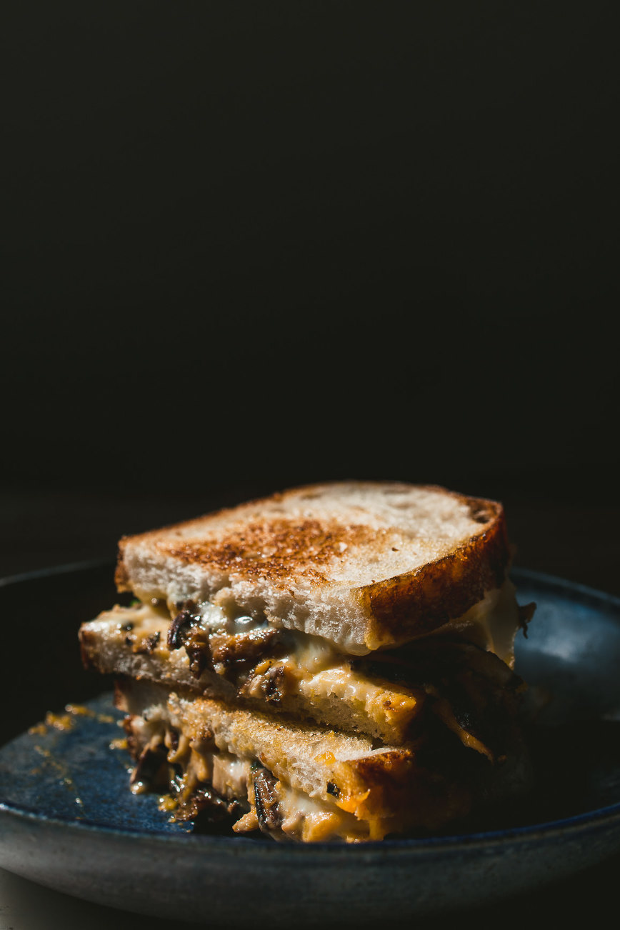 Citrouille Shiitake Melt LOL | bettysliu-9